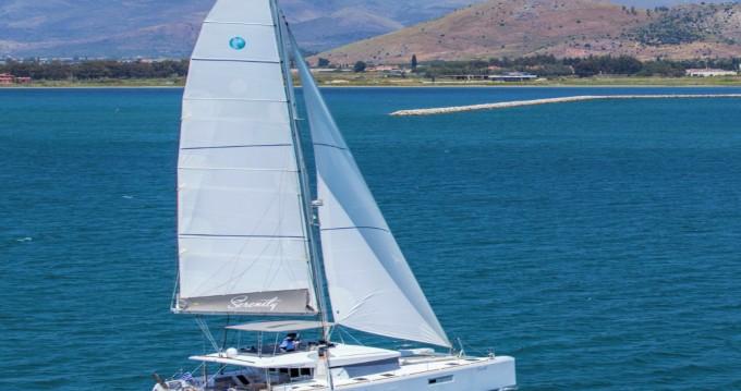 Lagoon Lagoon 52 entre particuliers et professionnel à Grèce-Centrale