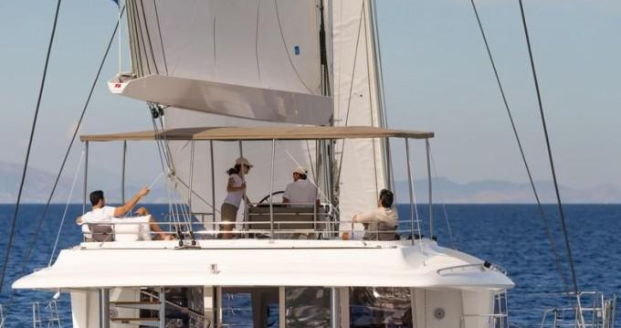 Noleggio Catamararno con o senza skipper Lagoon Central Greece