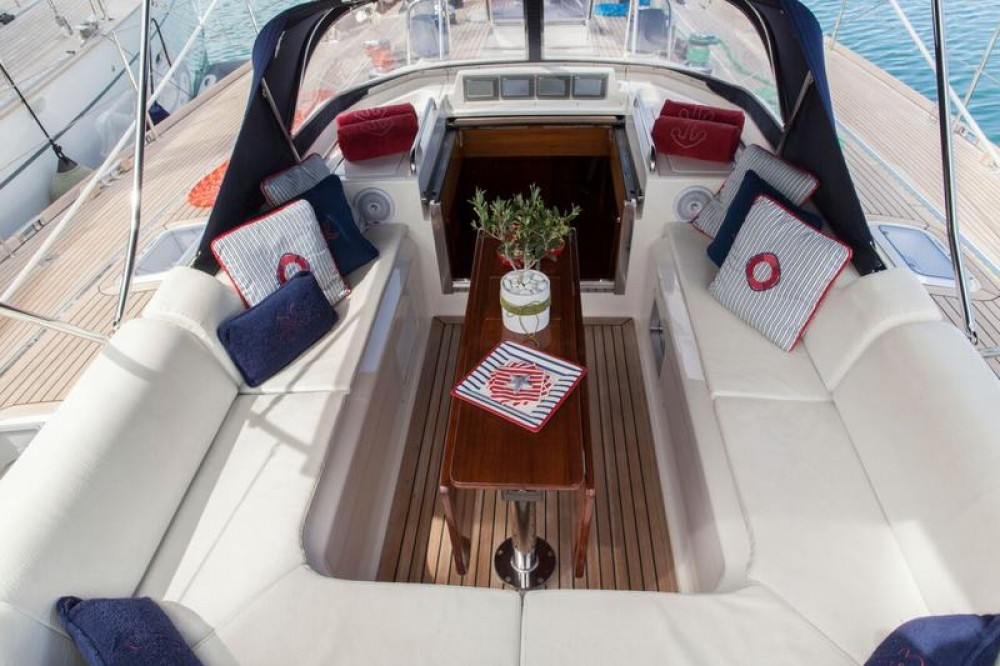 Rental Sailboat in Lefkada - Dixon Yacht Design Opus 68