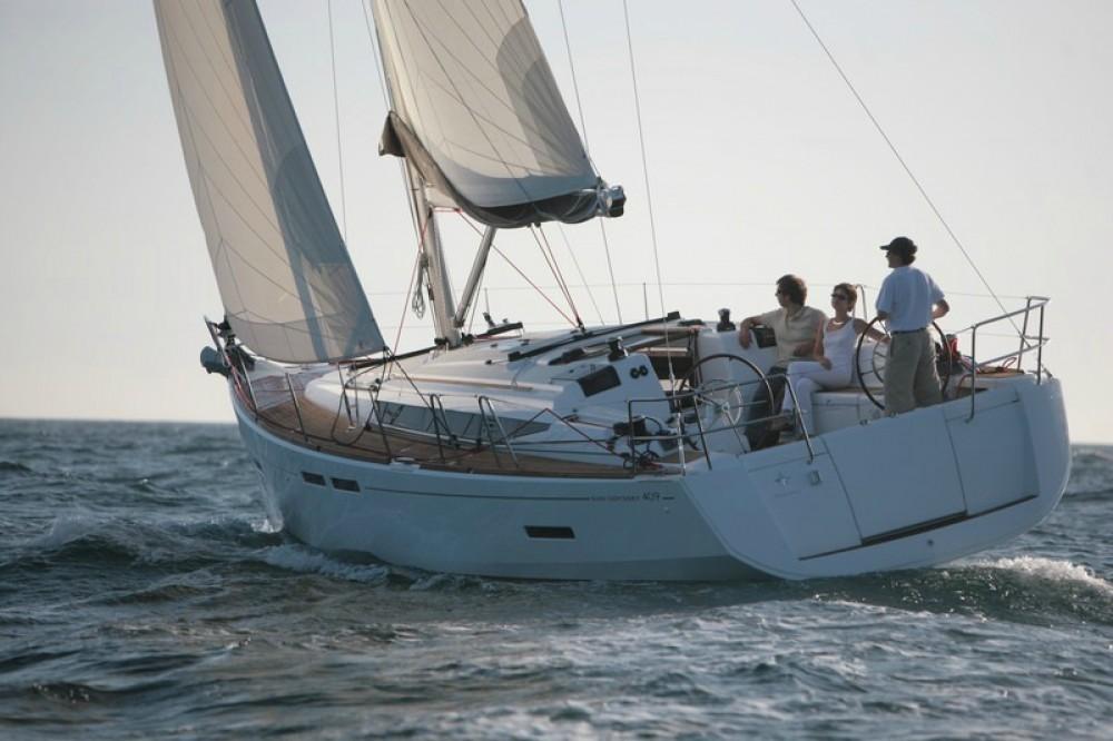 Rental yacht Kos - Jeanneau Sun Odyssey 409 on SamBoat