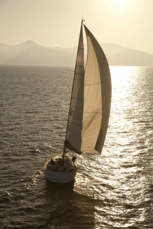 Boat rental Skiathos cheap Sun Odyssey 409