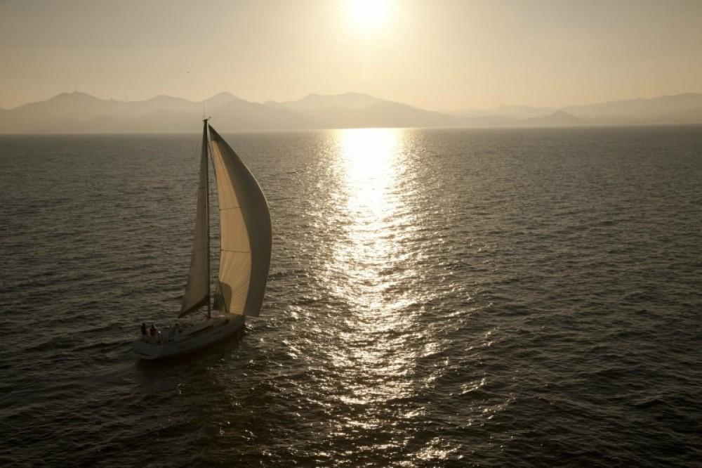 Rental yacht Skiathos - Jeanneau Sun Odyssey 409 on SamBoat