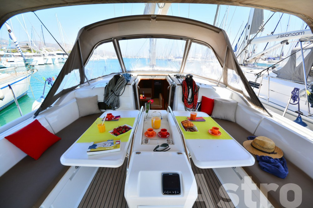 Boat rental Jeanneau Sun Odyssey 509 in Lefkada on Samboat