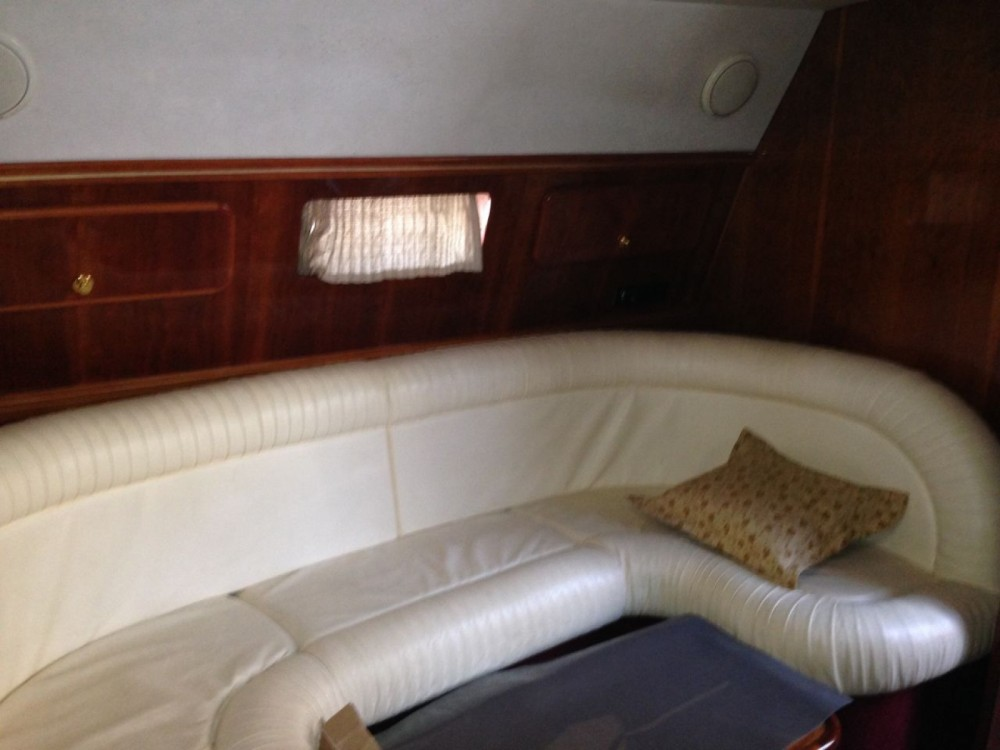 Hire Motor boat with or without skipper Ambassador Pyrohiv