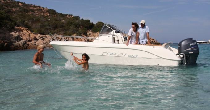 Location yacht à Llafranc - Capelli Cap 21 WA sur SamBoat