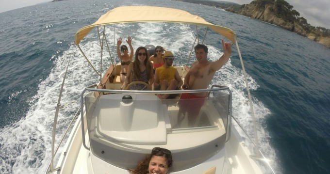 Louez un Capelli Cap 21 WA à Llafranc