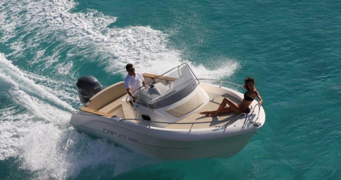 Louer Bateau à moteur avec ou sans skipper Capelli à Llafranc