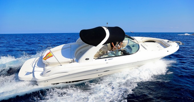 Louez un Sea Ray Sea Ray 290 SLX à Ibiza (Ville)