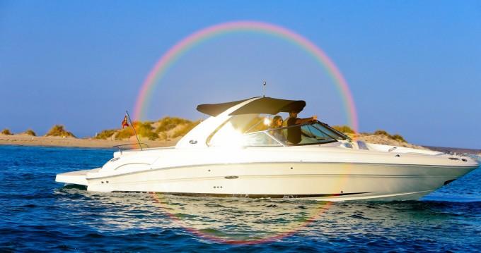 Location Bateau à moteur à Ibiza (Ville) - Sea Ray Sea Ray 290 SLX