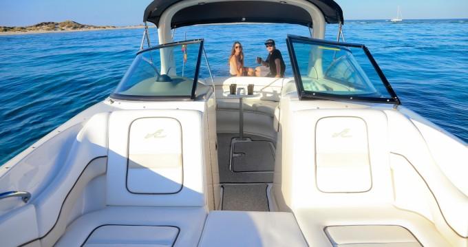 Bateau à moteur à louer à Ibiza (Ville) au meilleur prix