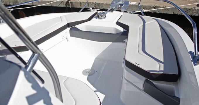 Boat rental Cambrils cheap Flyer 6.6 SPACEdeck