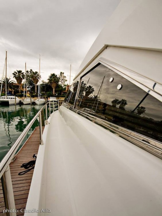 Hire Motor boat with or without skipper Alpa 52 Milazzo