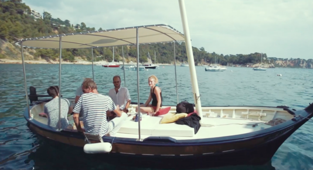 Rental Motor boat Pointu Provencal with a permit
