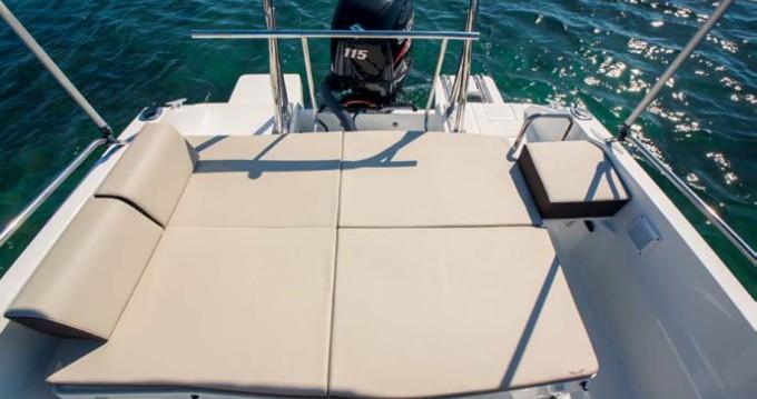 Location bateau Bénéteau 550 Flyer SunDeck à Begur sur Samboat