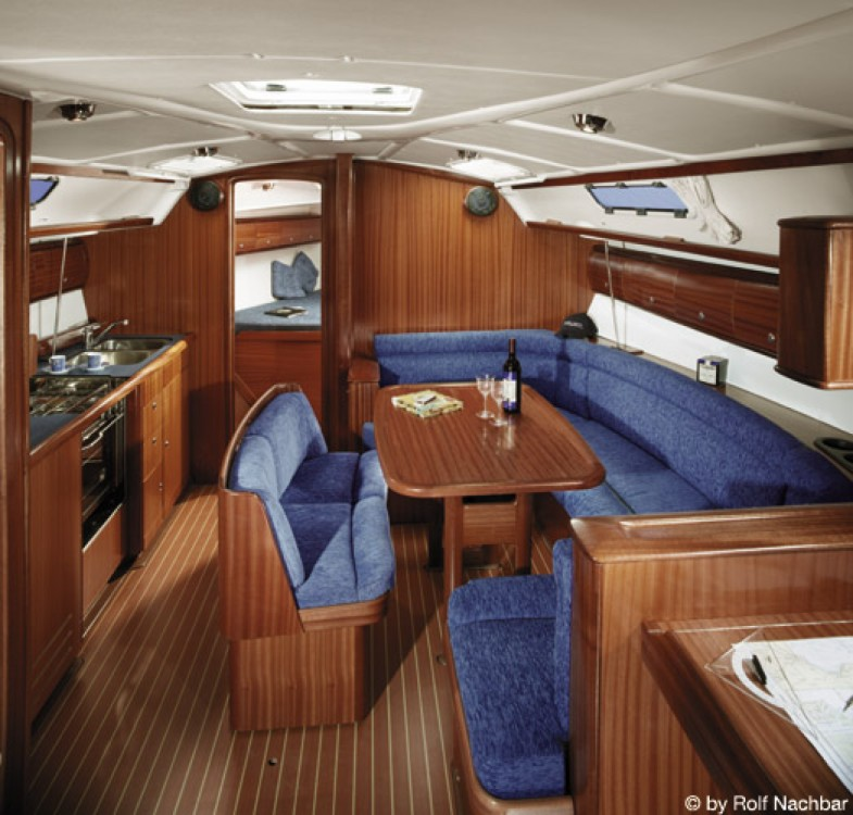 Hire Sailboat with or without skipper Bavaria Dieppe