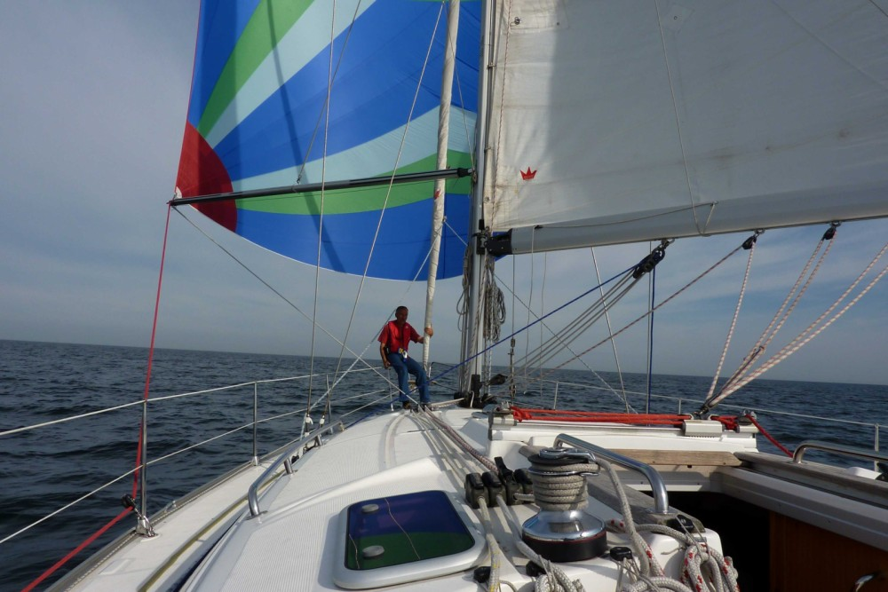Rental yacht Dieppe - Bavaria Bavaria 38 on SamBoat