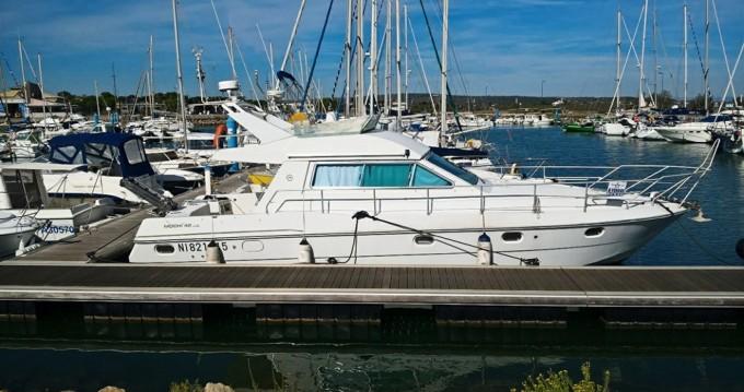 Yacht à louer à Vendres au meilleur prix