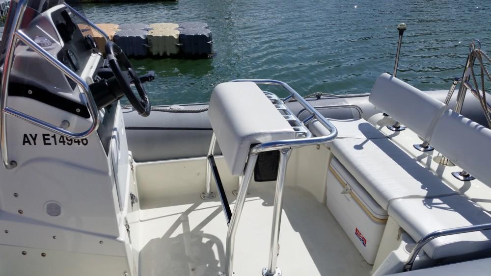 Location yacht à Le Palais - Zodiac Pro Open sur SamBoat
