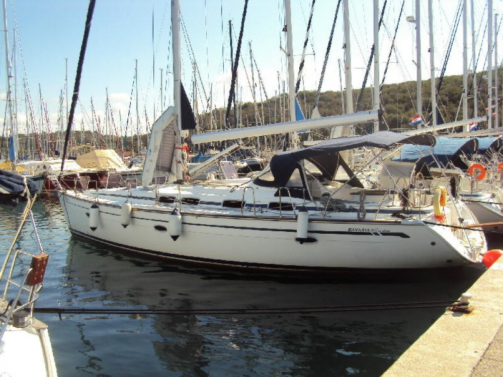 Bavaria Bavaria 46 Cruiser between personal and professional Cecina