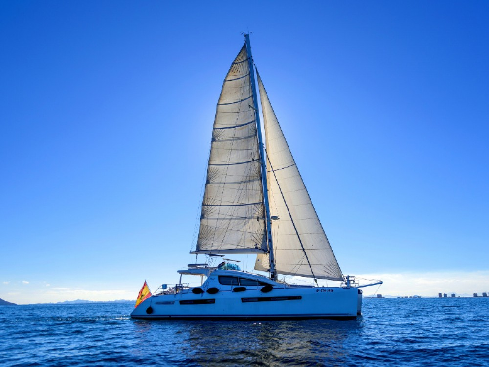 Alliaura Privilege 615 between personal and professional Balearic Islands