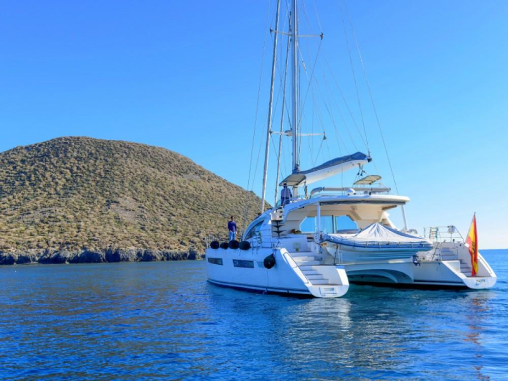 Rent a Alliaura Privilege 615 Balearic Islands