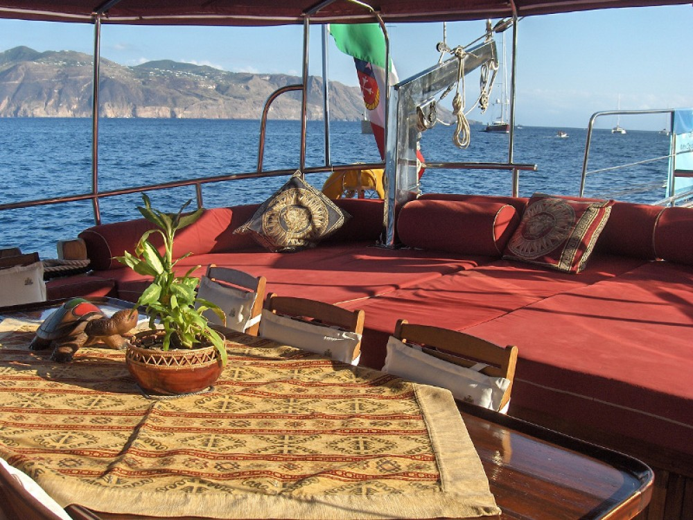 Rental yacht Lipari -  Gulet on SamBoat