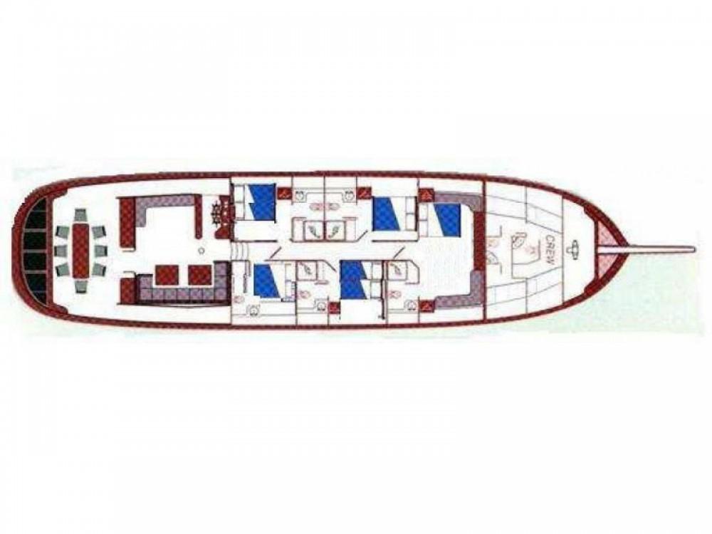 Location yacht à Lipari - Bavaria Gulet sur SamBoat
