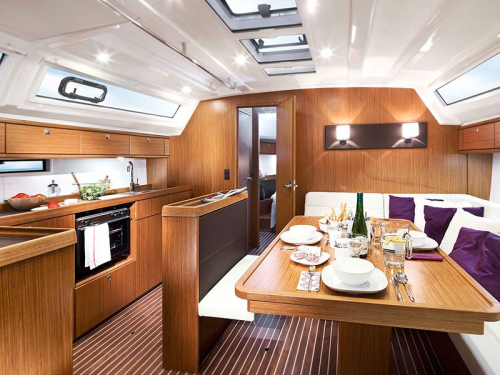 Rental Sailboat in Skiathos - Bavaria Bavaria Cruiser 46