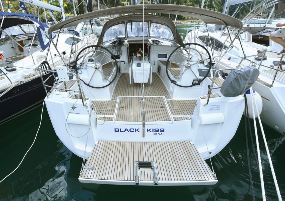 Boat rental ACI Marina Dubrovnik cheap Sun Odyssey 479