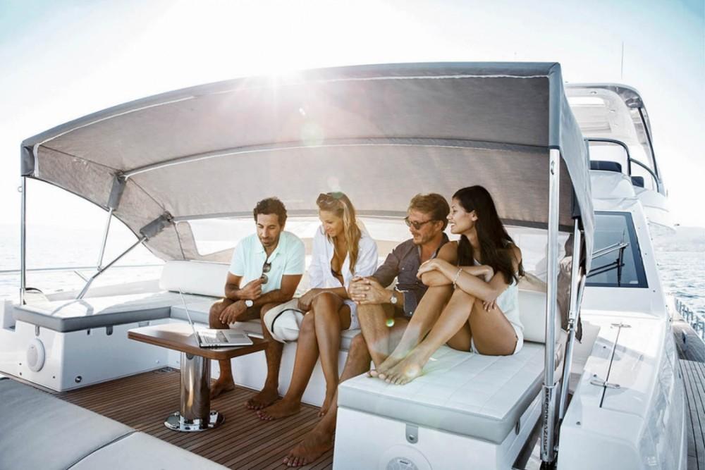 Rental yacht Šibenik - Azimut Azimut 72 on SamBoat