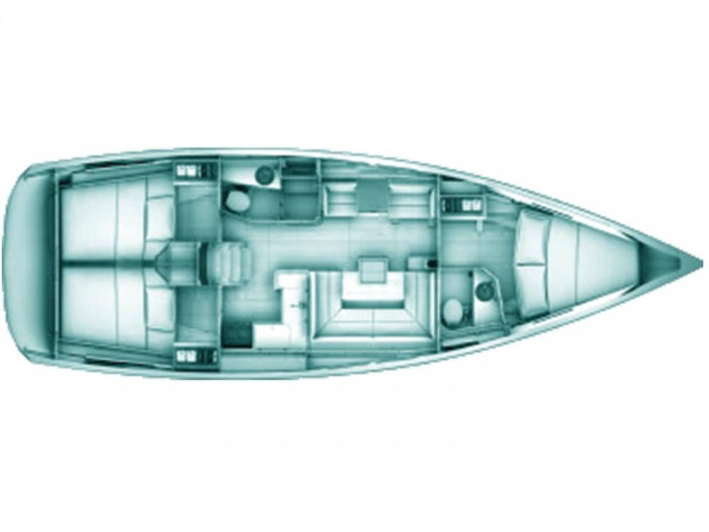 Rental yacht Volos - Jeanneau Sun Odyssey 419 on SamBoat