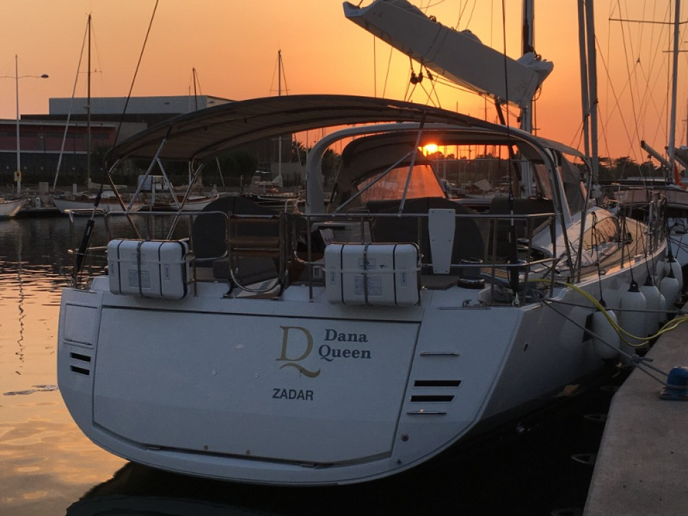 Sailboat for rent Sebenico at the best price