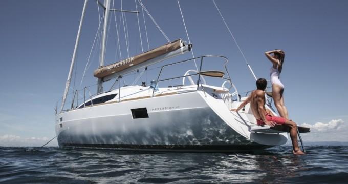 Location bateau Elan Impression 45 à Biograd na Moru sur Samboat