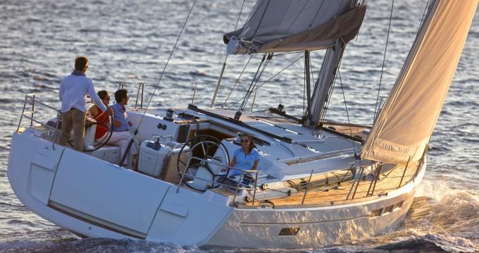 Location bateau Jeanneau Sun Odyssey 519 à Marina Kaštela sur Samboat