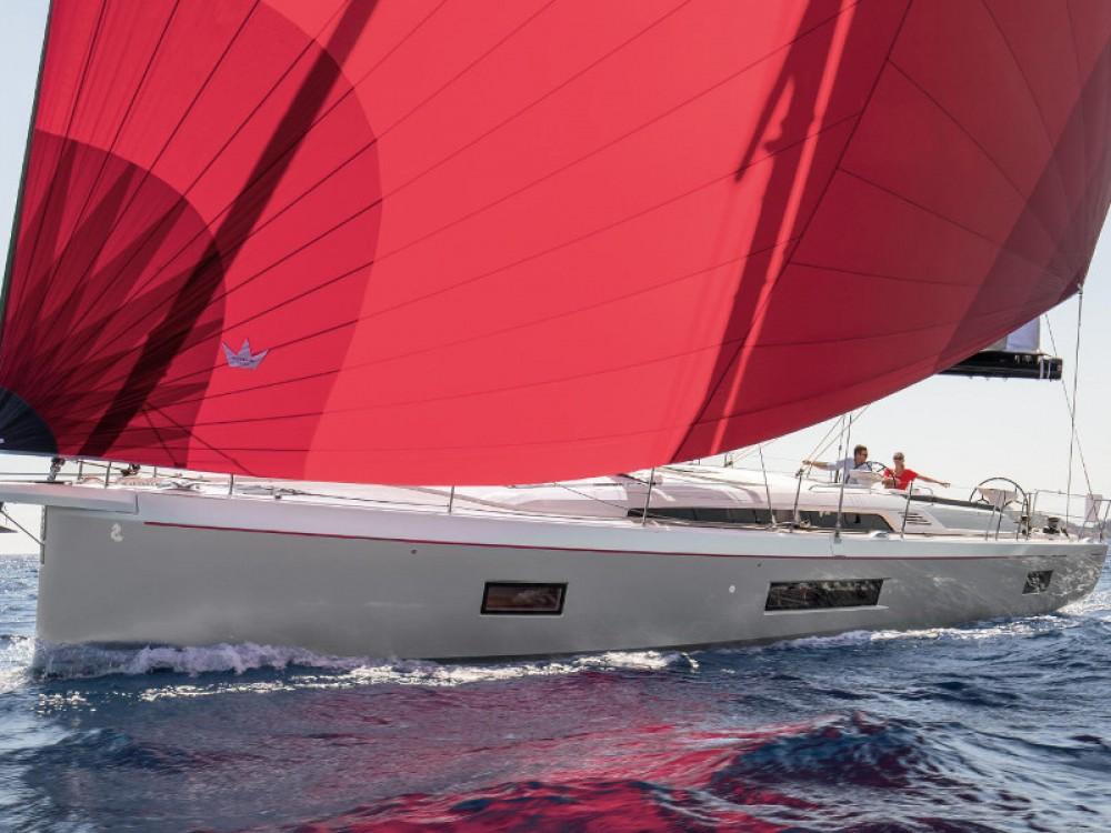 Boat rental Furnari cheap Oceanis 51.1