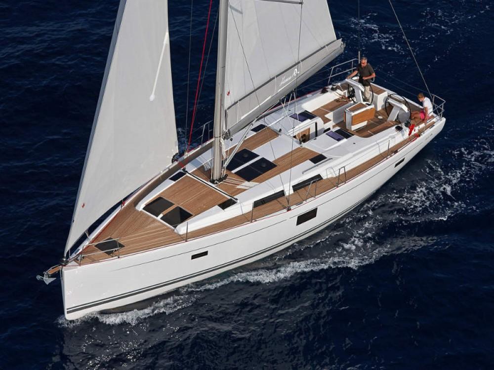 Rental Sailboat in ACI Marina Split - Hanse Hanse 455