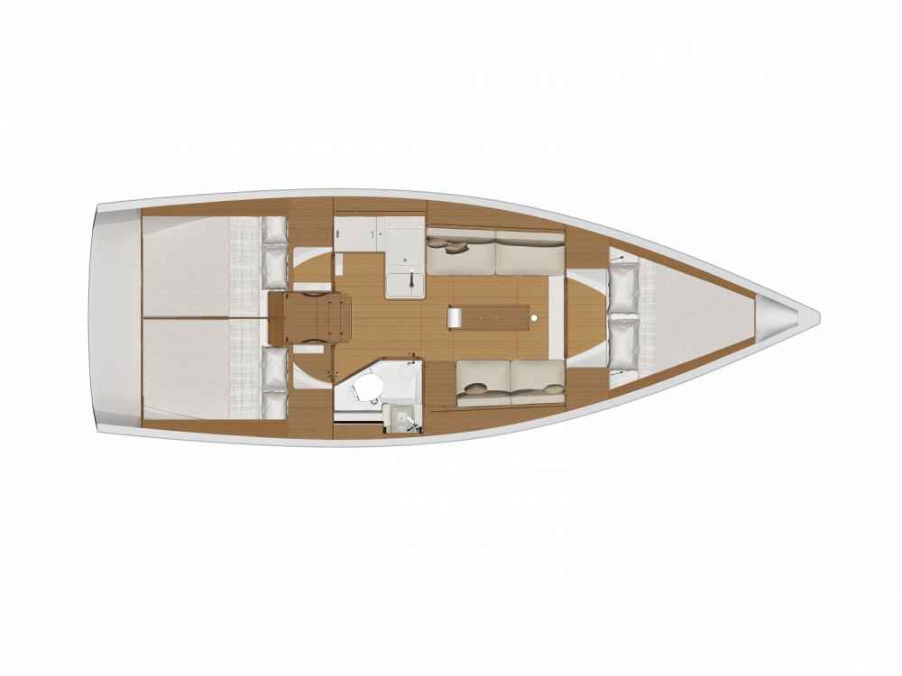 Rental Sailboat in Sukošan - Dufour Dufour 360 GL '18