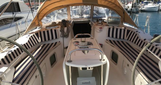 Location Voilier à ACI marina Vodice - Jeanneau Sun Odyssey 49