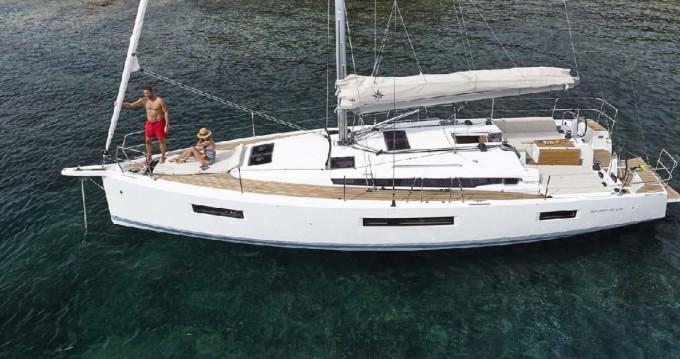 Location yacht à Leucade - Jeanneau Sun Odyssey 440 sur SamBoat