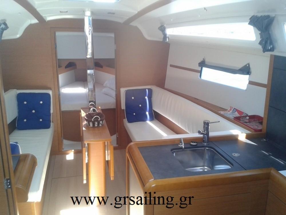 Rental yacht Lefkada - Jeanneau Sun Odyssey 349 on SamBoat