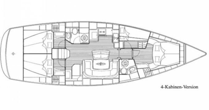 Location bateau Bavaria Cruiser 46 à Pula sur Samboat