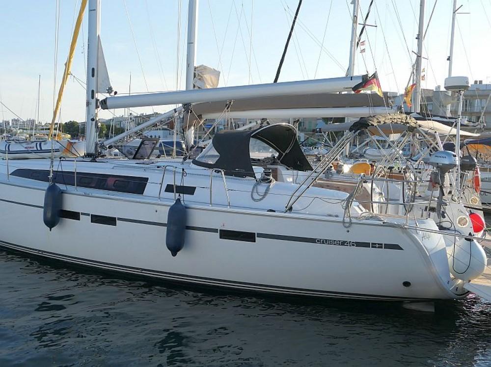 Rent a Bavaria Bavaria Cruiser 46 Marina Naviera Balear