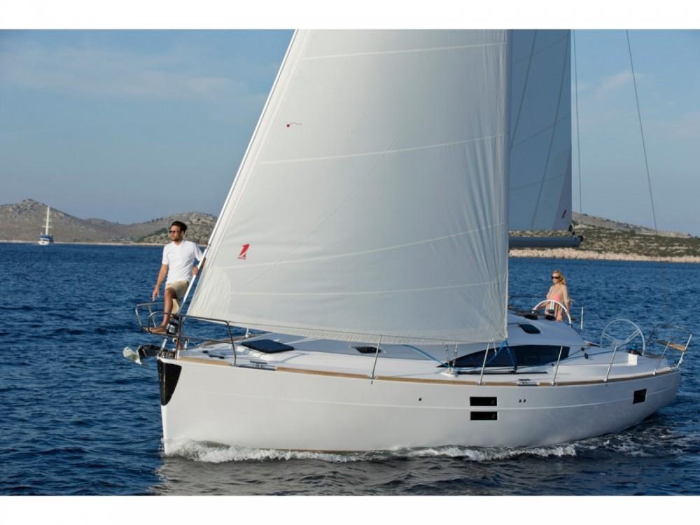 Boat rental Elan Elan 40 Impression in Marina Zadar on Samboat