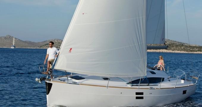 Location bateau Elan Elan 40 à Marina Zadar sur Samboat