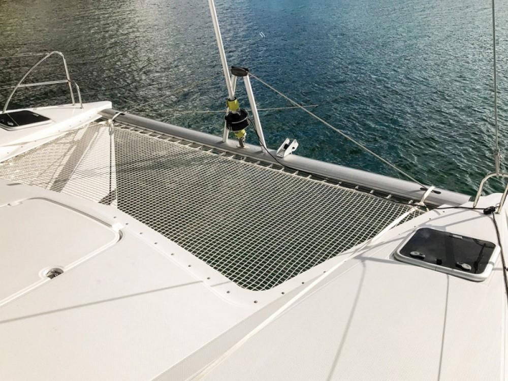 Rental Catamaran in Tivat - Fountaine Pajot Lucia 40