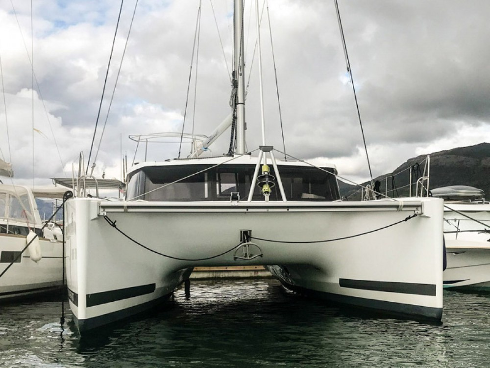 Rent a Fountaine Pajot Lucia 40 Tivat