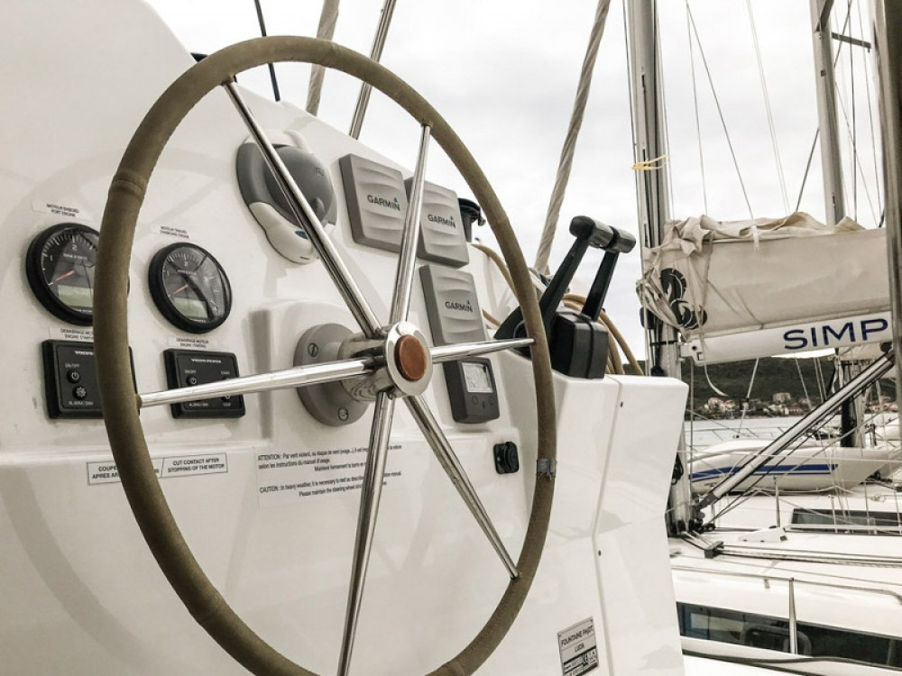 Hire Catamaran with or without skipper Fountaine Pajot Tivat