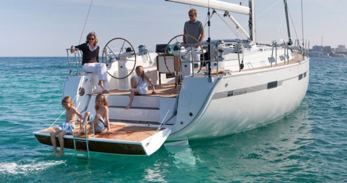 Louez un Bavaria Cruiser 45 à Ibiza Magna