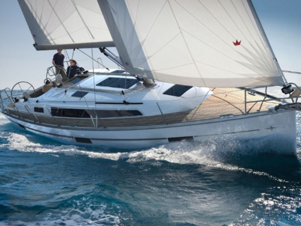 Boat rental Primošten cheap Bavaria Cruiser 37