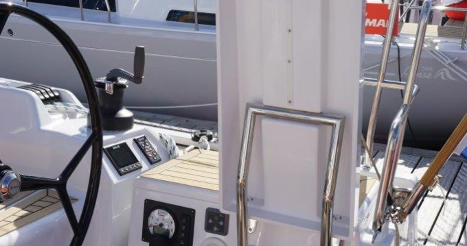 Location yacht à Primošten - Hanse Hanse 418 sur SamBoat